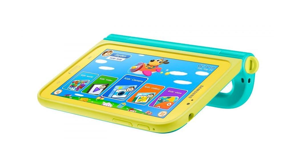 samsung galaxy tab3 kids tablet dise ada espec ficamente. Black Bedroom Furniture Sets. Home Design Ideas