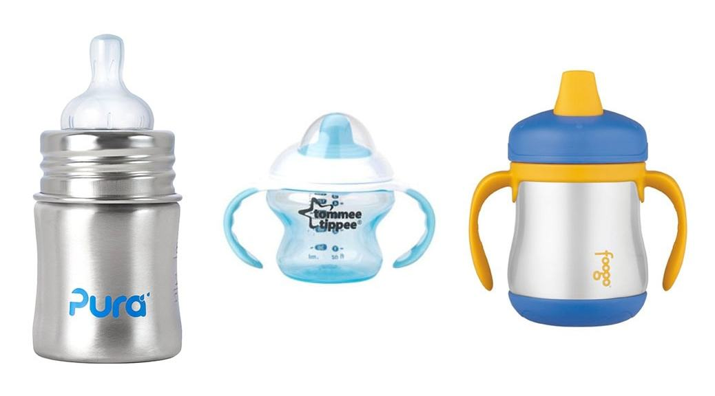 Tommee Tippee Vs Nuby Natural Touch