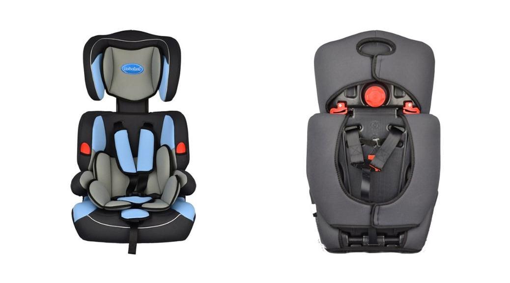 Bebehut bab001d silla de coche para ni os por menos de 40 euros grupo 1 2 3 opini n - Comparativa sillas de coche ...