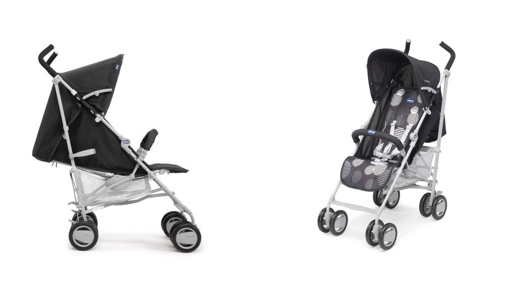 Silla de paseo chicco london una silla compacta y ligera perfecta para llevar de vacaciones - Comparativa sillas bebe ...