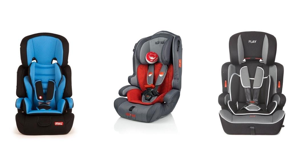Las 3 mejores sillas de coche por menos de 100 euros 2015 for Mejor silla coche bebe