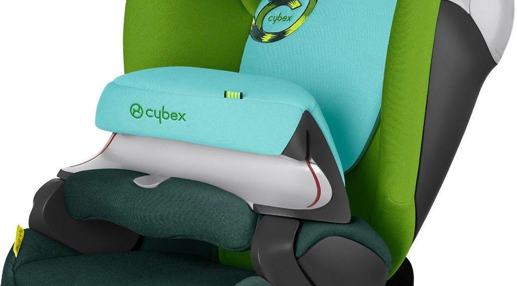 Cybex pallas m fix silla de coche para ni os del grupo 1 2 3 opini n - Comparativa sillas de coche ...