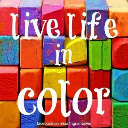 Living in Color Tips