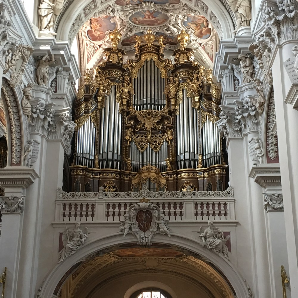 St. Stephens' Pipe organ