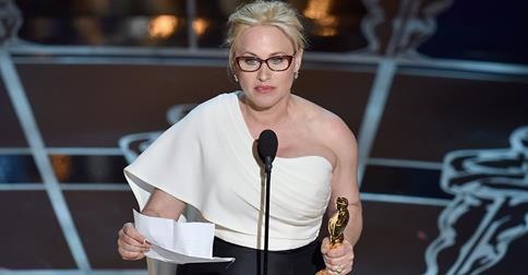 Patricia-Oscars