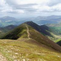 Causey Pike – A Country For Old Men?