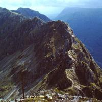Days Like This, No 1: The Aonach Eagach Ridge