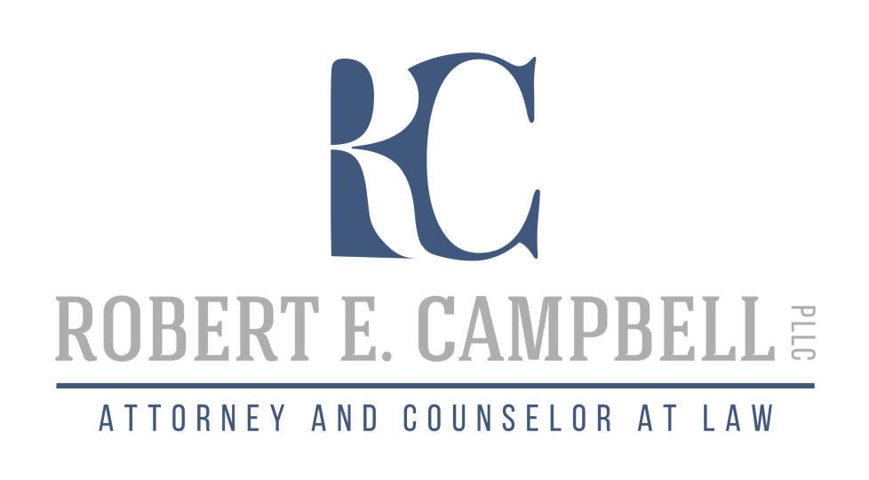 Robert Campbell Sign Logo