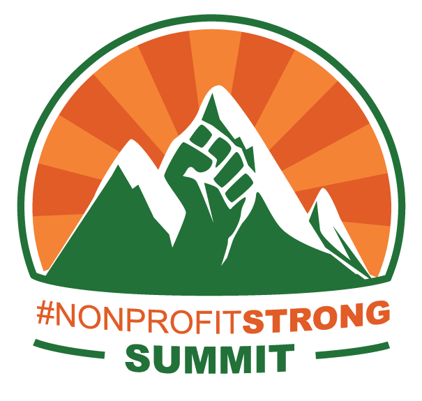 #NonprofitSTRONG Final Logo