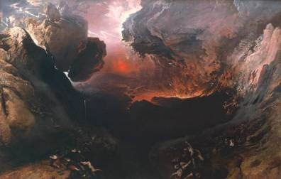 John Martin, The Great Day of his Wrath, 1851-3