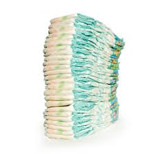 These nappies were not part of Mary Kelly's project