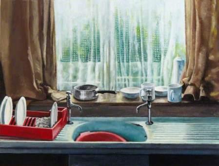 Kitchen Sink art?