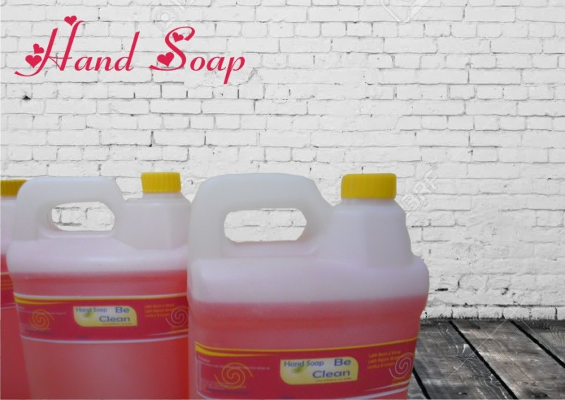 Hand Soap Be Clean