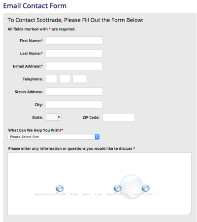 A Server Error Occurred. Please Try Again or Contact Customer Support - Scottrade