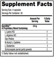 SeroVital-Ingredients-HGH-Natural-supplement-120-minutes-results