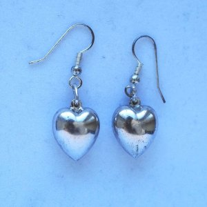 sterling silver #valentinesday #jewelry #hearts #vintage