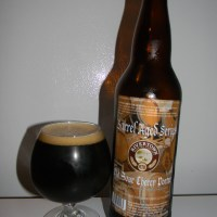 Review of Rivertown Old Sour Cherry Porter