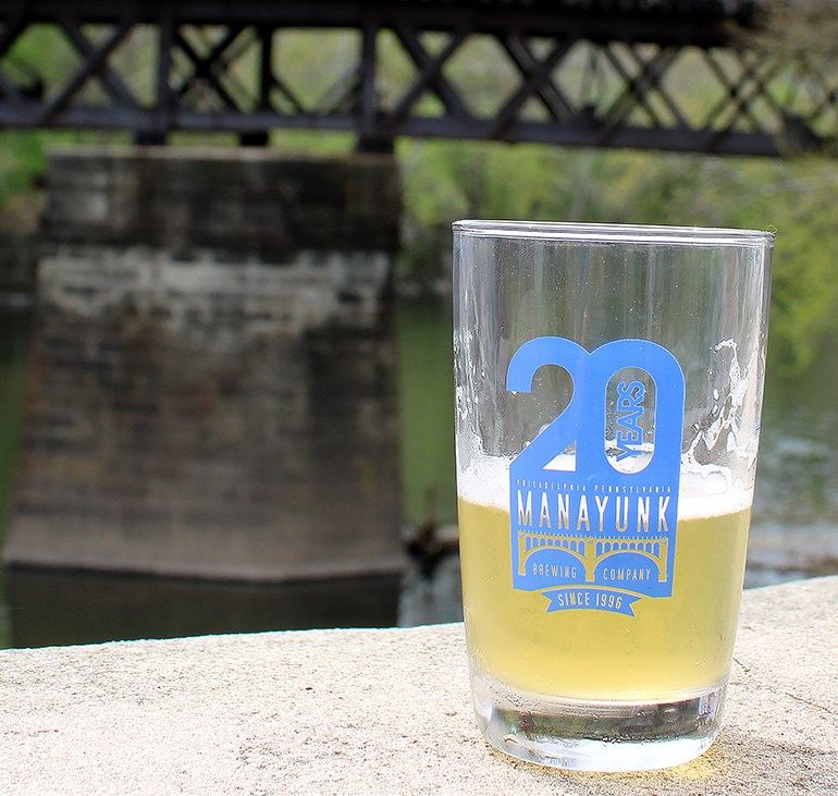Manayunk Brewery Celebrates 20 Years