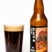 Wolf Brewing Co. - Black And Tan