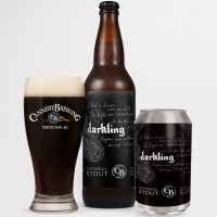 Cannery Releases Darkling Oatmeal Stout and Knucklehead Pumpkin Ale