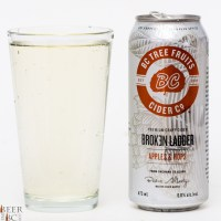BC Tree Fruits Cider Co. - Broken Ladder Apples & Hops Cider