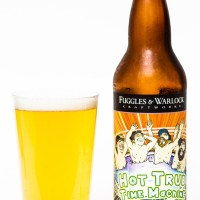 Fuggles & Warlock Craftworks - Hot Trub Time Machine IPA