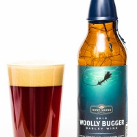 Howe Sound Brewing Co. - 2016 Wooly Bugger Barley Wine