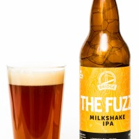 Bridge Brewing Co. - The Fuzz Milkshake IPA