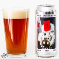 Strathcona Beer Co. - Rye ESB