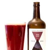Field House Brewing - Blackberry and Blueberry Dark Sour