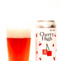Strathcona Beer Co. - Cherry High Wild Cherry Ale