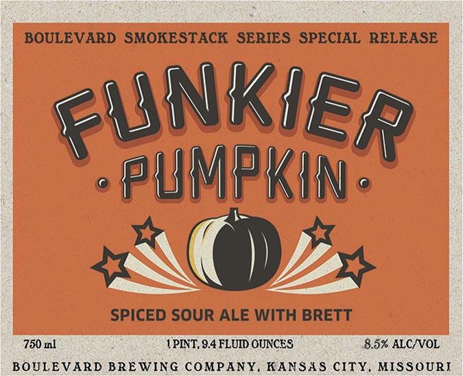 Boulevard Funkier Pumpkin