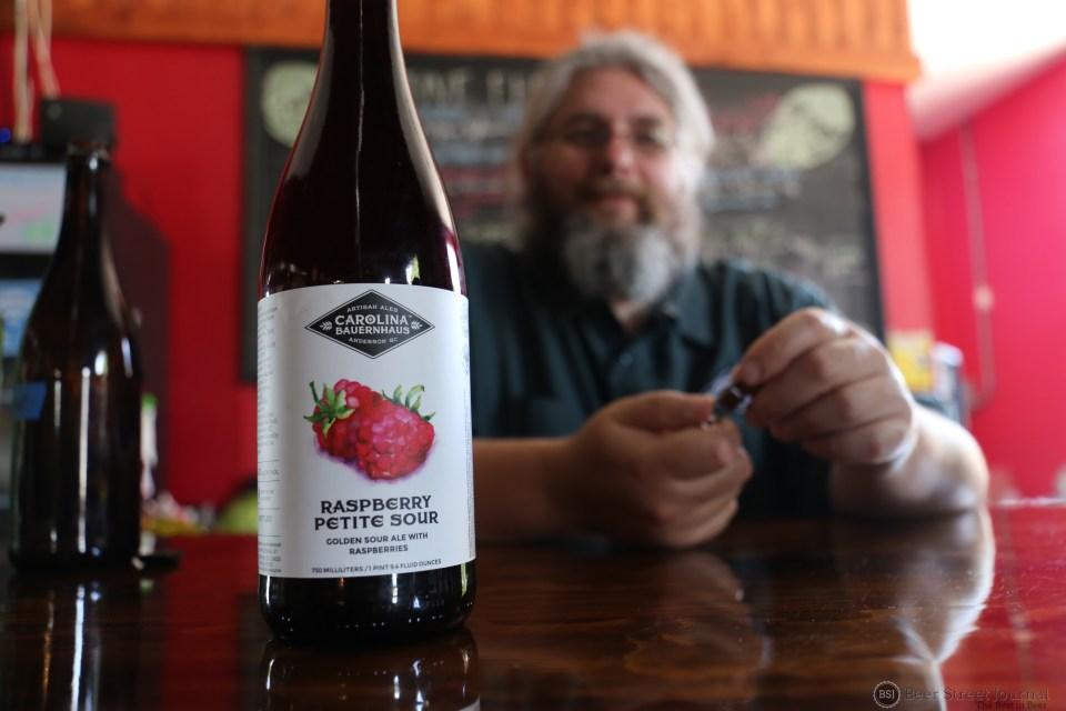 Carolina Bauernhaus Raspberry Petite Sour