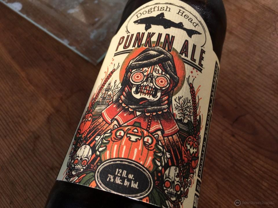 Dogfish Head Punkin Ale 16
