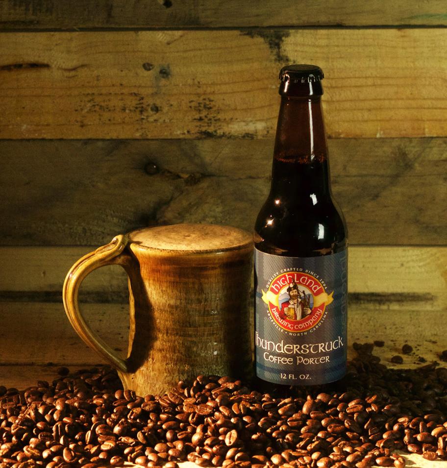 Highland Thunderstruck Coffee Porter