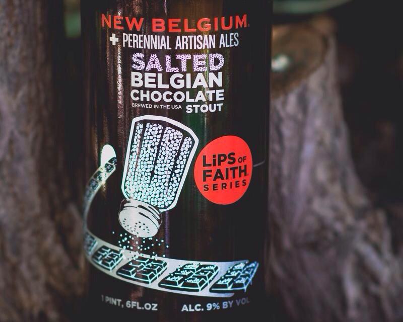 New Belgium Perennial Salted Belgian