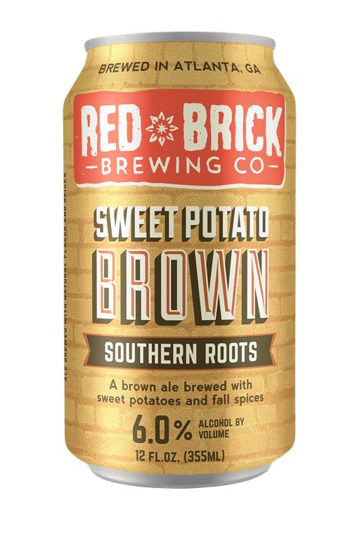 Red Brick Sweet Potato Brown Ale