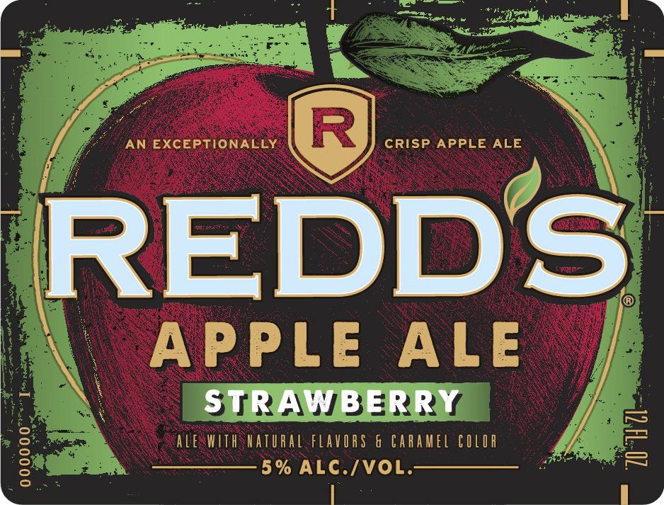 Redd's Strawberry Apple Ale