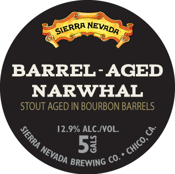 Sierra Nevada Barrel Aged Narwhal