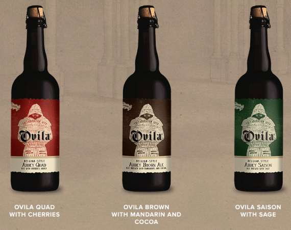Sierra Nevada Ovila bottles