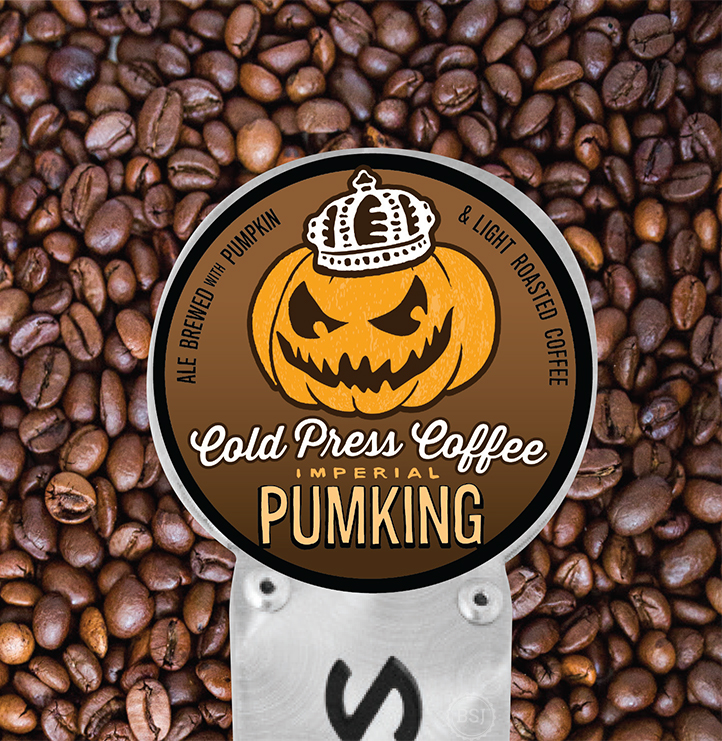 Southern Tier Cold Press Coffee Pumking