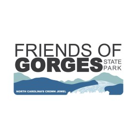Friends of Gorges State Park Logo + Website friendsofgorges.org