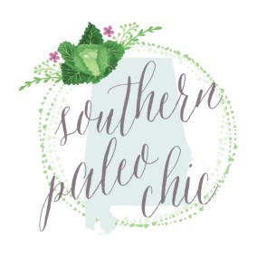 Southern Paleo Chic Logo