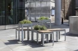 copyright: Agnese Sanvito/Bench by Eleanor Dodman Architects