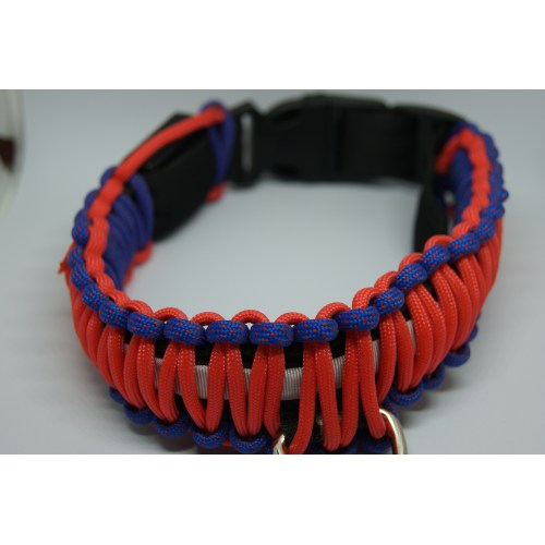 Medium Crop Of Paracord Dog Collar