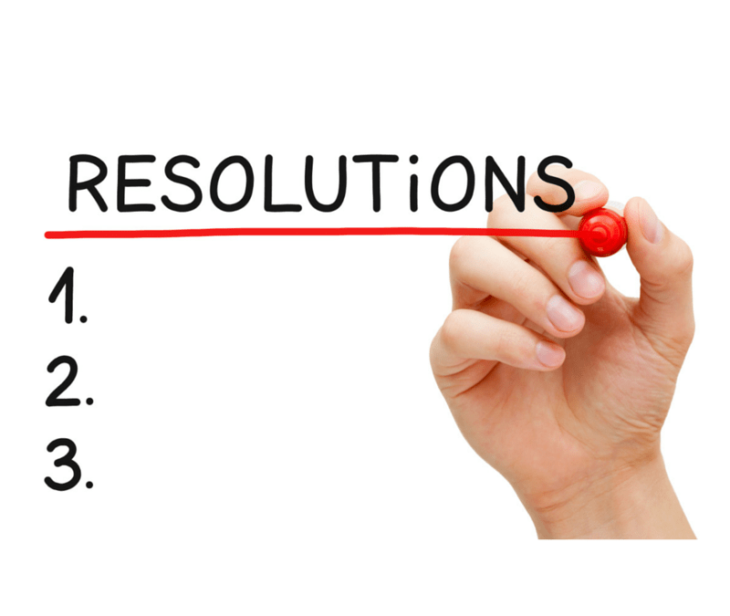 New Year's Resolutions for Beginning Counselors