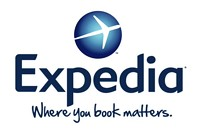 The new Expedia logo. Gosh that will look important on a golf shirt.