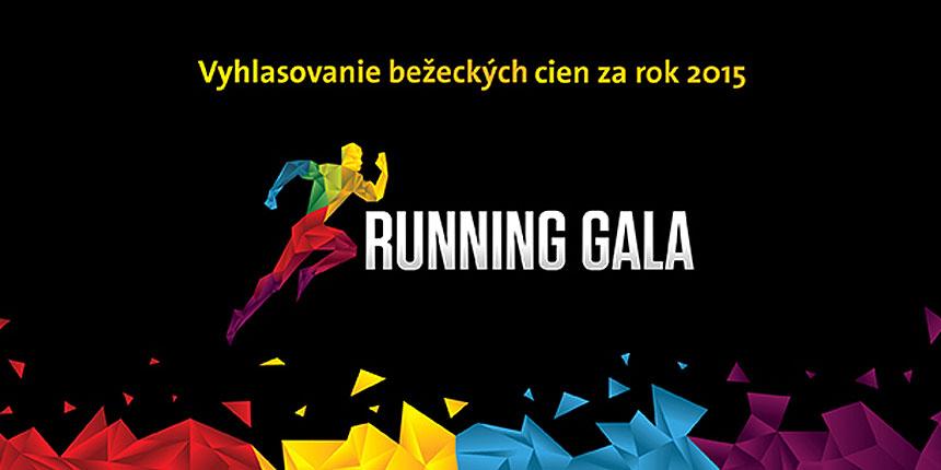 Running Gala nominácie