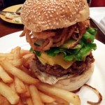 XL makes some of the city's best burgers. Half-price on Tuesdays.