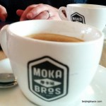 Moka Bros, and its role as a prime meeting spot, meant lots of coffee this year.